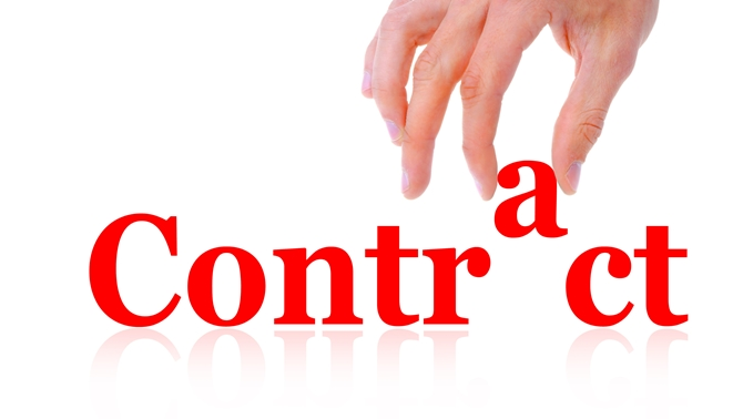 how to break real estate contract